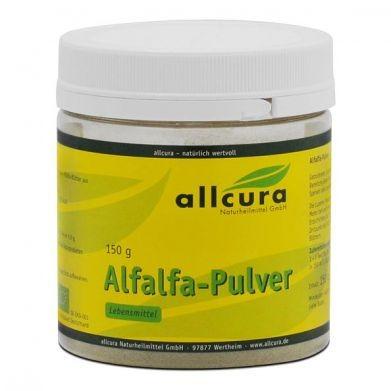 Alfalfa Pulver