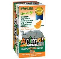 Animal Parade Kautabletten Orange