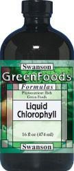 Flüssiges Chlorophyll