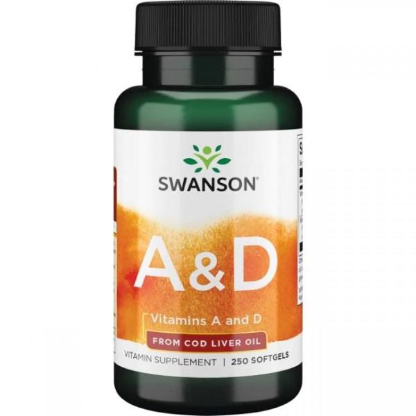 Vitamin A & D 5000/400 IE