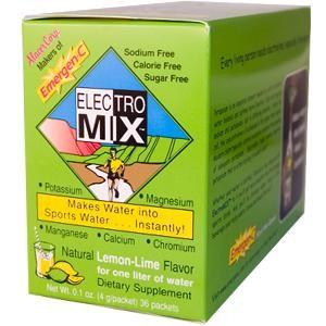 Electro Mix Elektrolyte - Produkt wird nicht mehr hergestellt