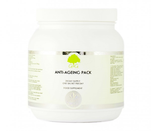 28 Day Anti-Ageing Supplement Pack