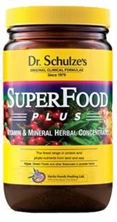 Dr. Schulze Superfood Plus