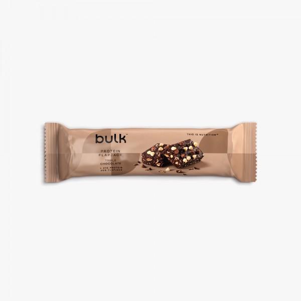 Protein Flapjack 21g - triple chocolate