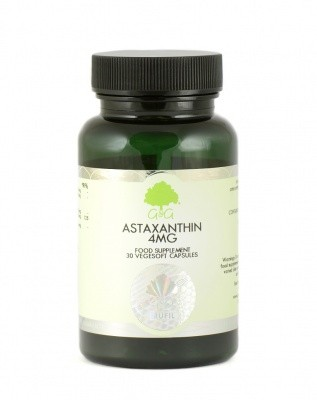 Natürliches Astaxanthin 4 mg