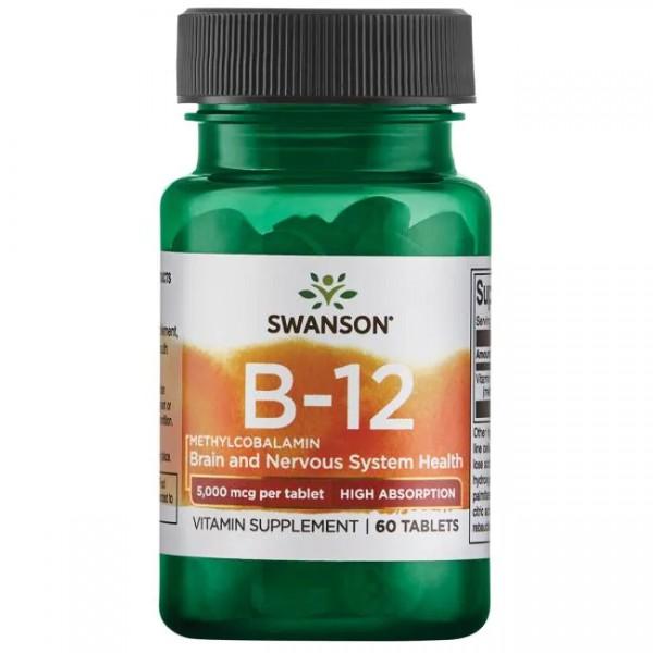 Vitamin B12 Methylcobalamin 2,5 mg