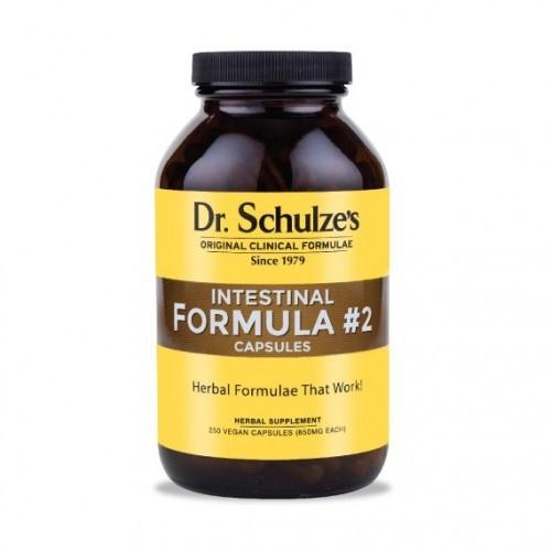 Darmreinigung 2 Kapseln - Dr. Schulze - wieder lieferbar ab ca. 21.7.20