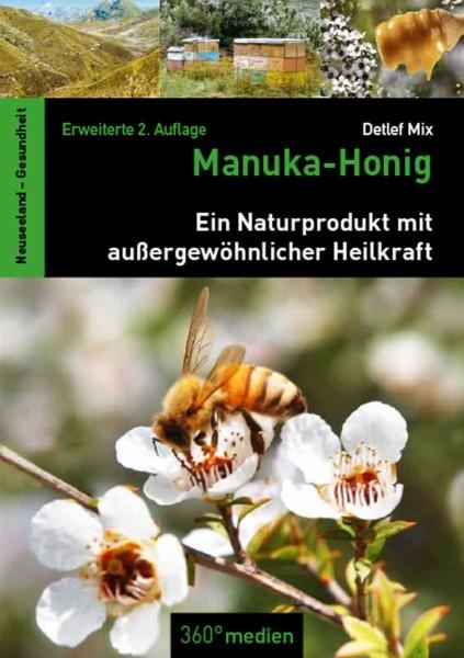 Detlef Mix - Manuka Honig 2. Auflage Buch