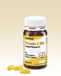 Vitamin C 300 mg Langzeitkapseln