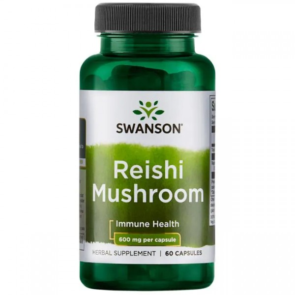Reishi Pilze 600 mg