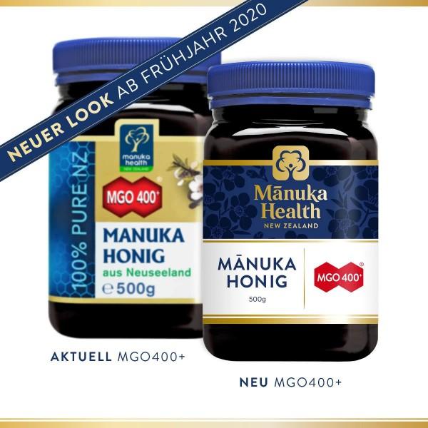 Manuka Honig aus Neuseeland Orginal MGO 400