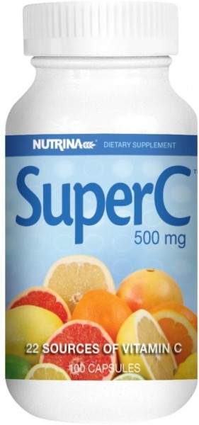 SuperC 500mg