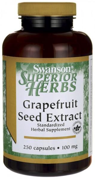 Grapefruit Kern Extrakt Kapseln 100 mg