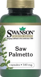 Saw Palmetto 540 mg