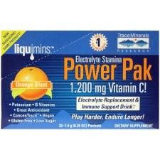 Power Pak (Elektrolyte Stamina)