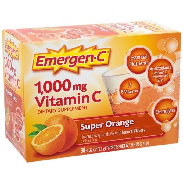 Emergen C Orange