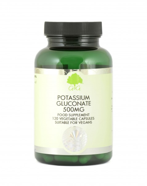 Potassium Gluconate 500 mg