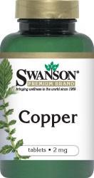 Kupfer 2 mg