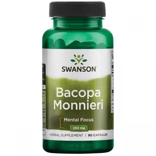 Bacopa Monnieri Extract BaCognize 250 mg