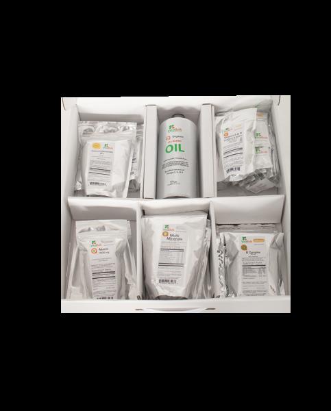 Purification Pack VITALBULK Personal Vitamin Kit