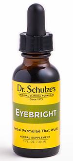 Dr. Schulze's Eyebright Formula