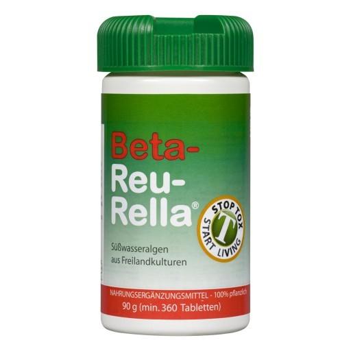 Beta-Reu-Rella Süßwasseralge 250 mg