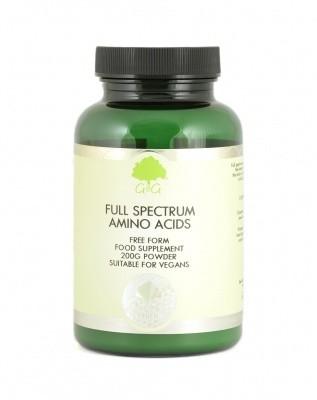 Full Spectrum Aminosäuren Pulver