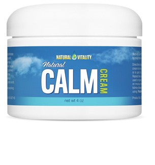 Natural Calm Cream 113g 4oz