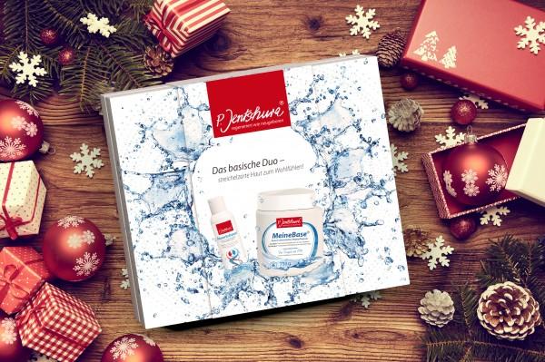 P. Jentschura - Geschenkkarton BasenDuo