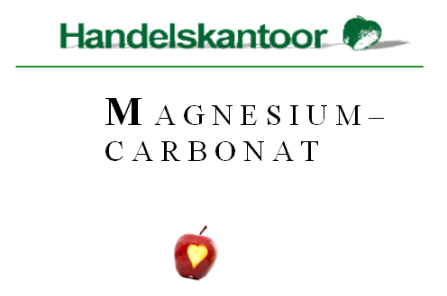 Magnesiumcarbonat levis 100,0