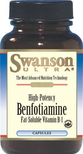 Vitamin B1 Benfotiamine 160 mg