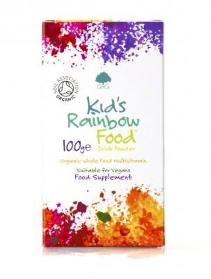 Kid's Rainbow Food 100g Pulver
