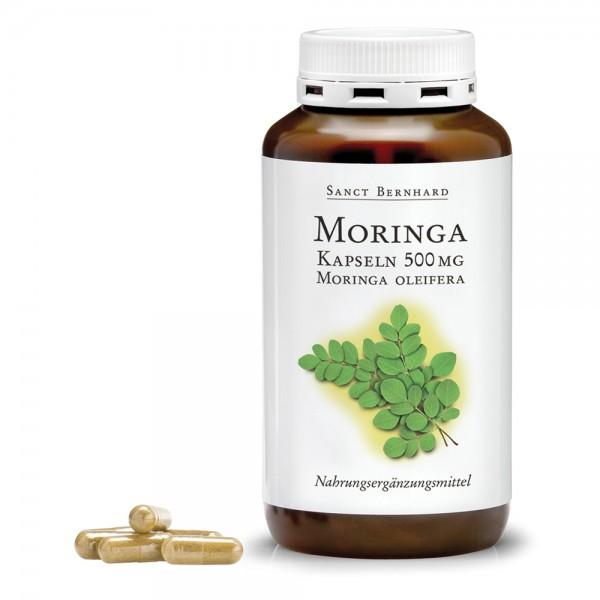 Moringa-Kapseln 500 mg