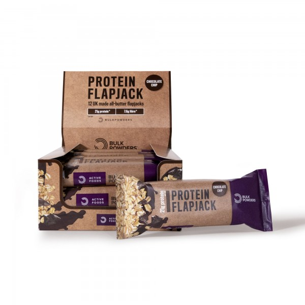 Protein Flapjack 21g - chocolate chip