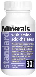 Mega Minerals