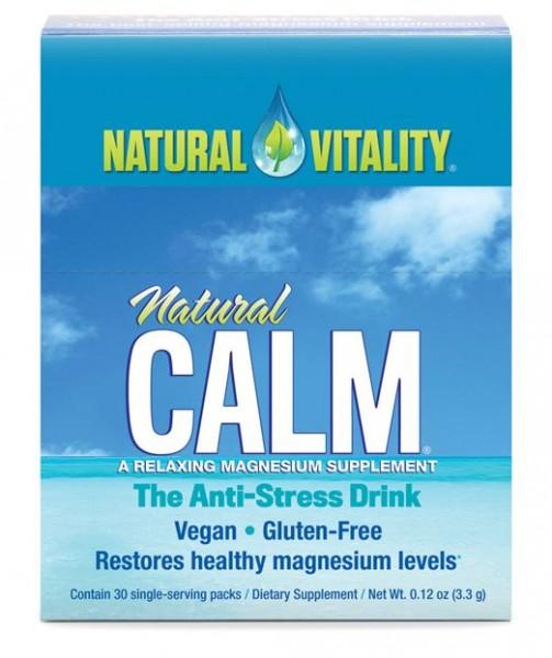 """Natural Calm """"The Anti Stress Drink"""" Einzel-Päckchen"""