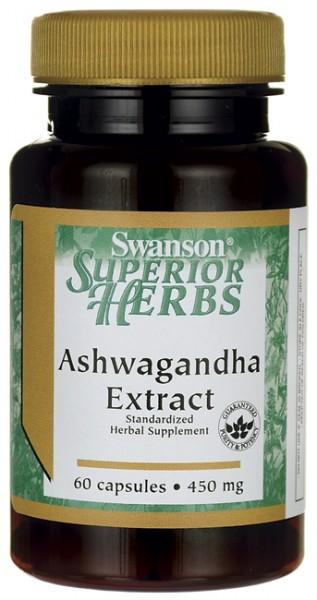 Ashwagandha Extrakt 450 mg