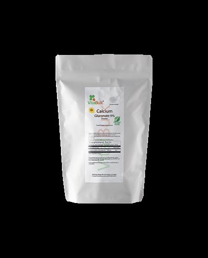 Calciumgluconat Pulver 16 oz Vitalbulk