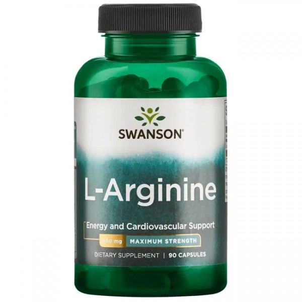 L-Arginine Maximum Strength 850 mg (vorher Super Strength L-Arginin)