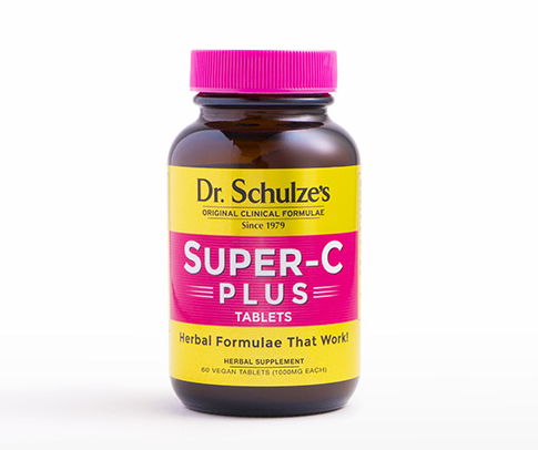 Super-C Plus Tabletten Dr. Schulze - INFORMATION BEACHTEN