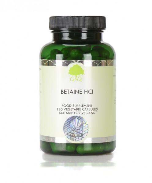 Betaine HCL Kapseln