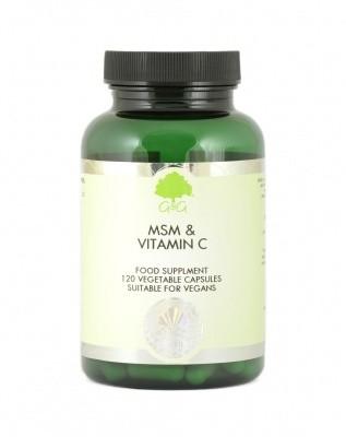 MSM & Vitamin C