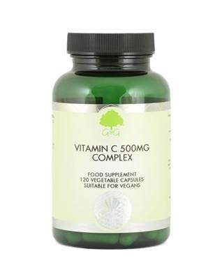 Vitamin C Complex 500 mg G&G
