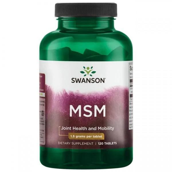 MSM Swanson