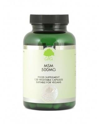MSM 500 mg