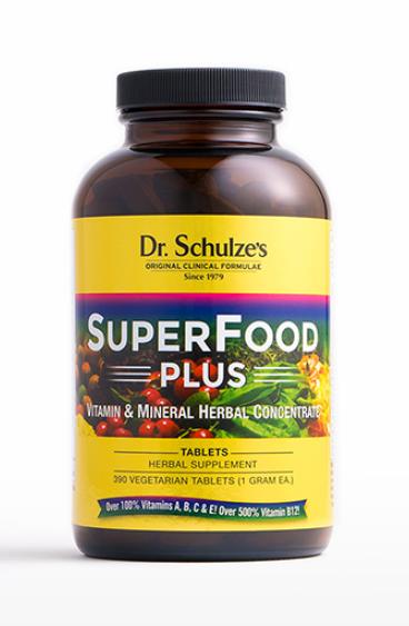 Superfood Plus Tabletten