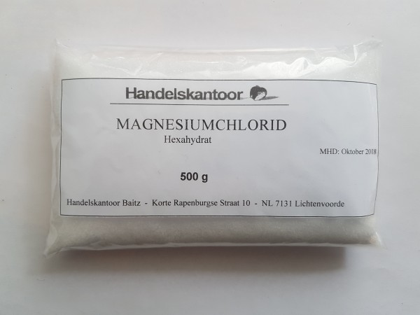 Magnesiumchlorid Badesalz zur Entsäuerung