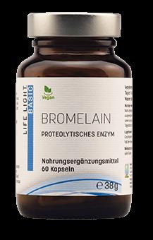 Bromelain, 500 mg, 60 Kapseln
