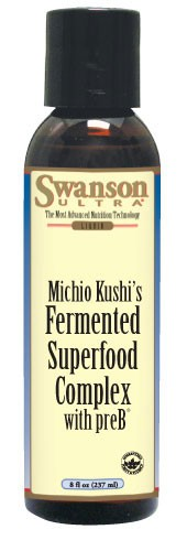 Michio Kushi's fermentiertes Superfood Complex