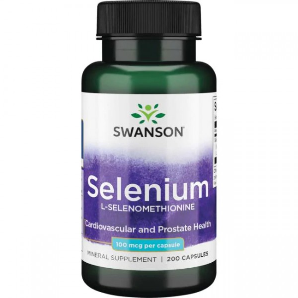 Selen aus L-Selenomethionin